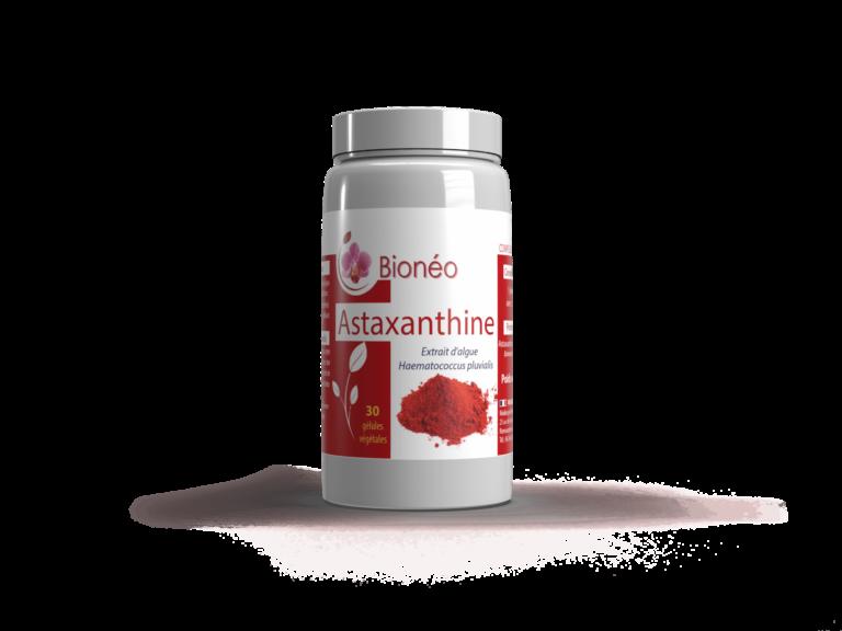 Astaxantine 30 gelules