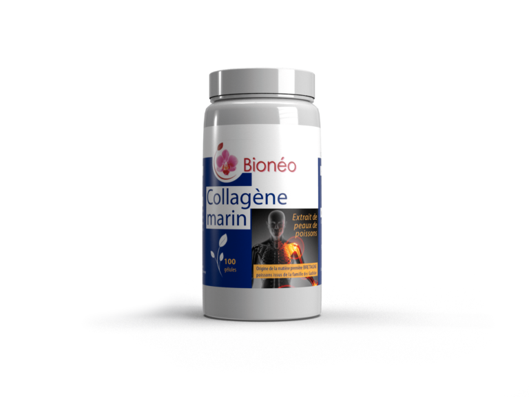 Collagene 100 gelules
