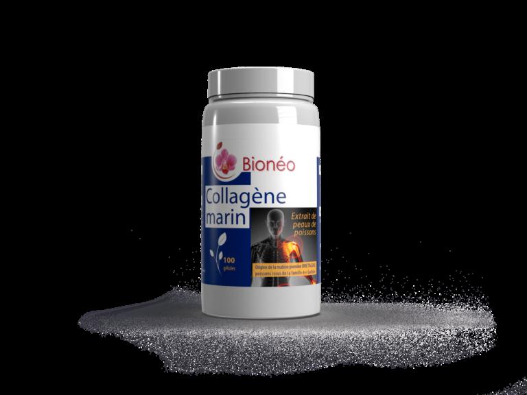 Collagene 100 gelules